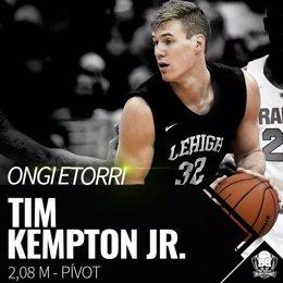 Tim Kempton RETAbet Bilbao Basket