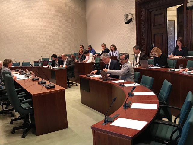 Comissió d'investigació de la 'Operació Catalunya'