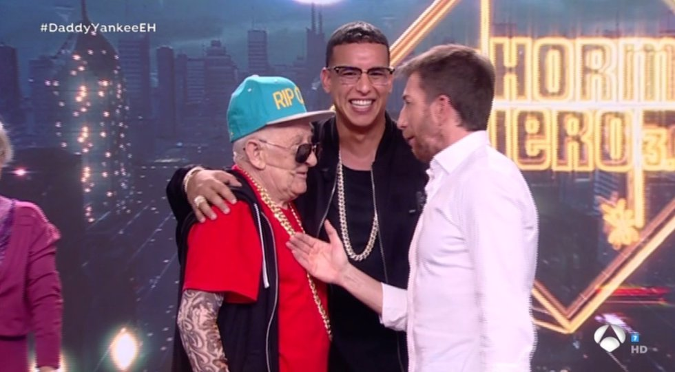 Dady Yankee/Antena3