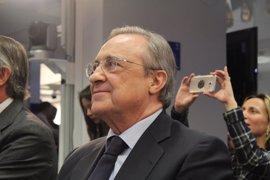 """Florentino Pérez: """"Estamos contemplando y siguiendo a Mbappé"""""""