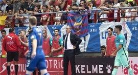 """Andreu Plaza: """"No puedo pedir más al equipo"""""""