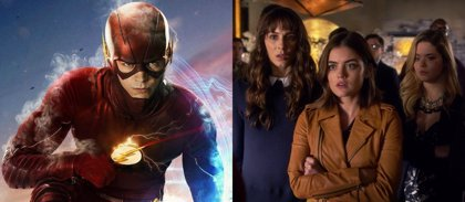Teen Choice Awards: Pretty Little Liars y The Flash lideran las nominaciones