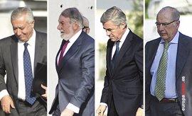 """Arenas asegura que Lapuerta le dejó claro que las donaciones al PP """"nunca, nunca"""" eran por adjudicaciones"""