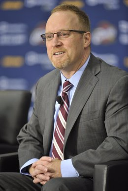 El manager general de los Cavaliers David Griffin