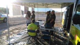 Continúa la búsqueda del hombre de 77 años desaparecido en Huércal-Overa (Almería)