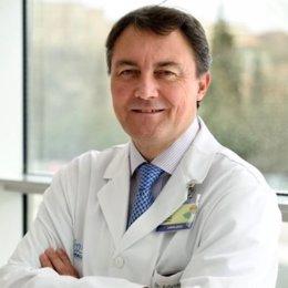 El nuevo presidente de EAU, Manuel Esteban