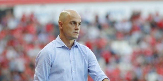 Nano Rivas, entrenador del Nástic de Tarragona