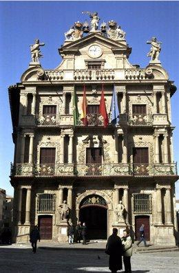 Ayuntamiento De Pamplona.