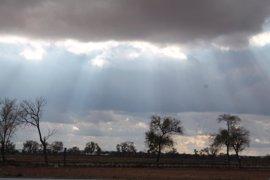 Avisan del riesgo de tormentas esta tarde en la Sierra de Madrid
