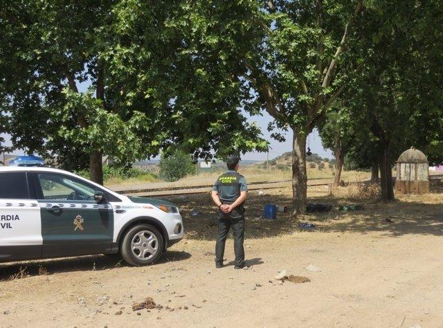"""""""Detenido En Jerez De Los Caballeros Por El Robo De Un Cordón De Oro Por El Proc"""