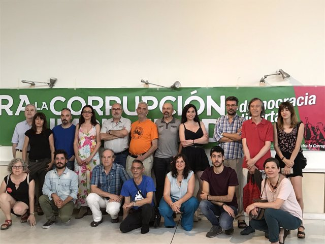 Plataforma contra la corrupción y la impunidad