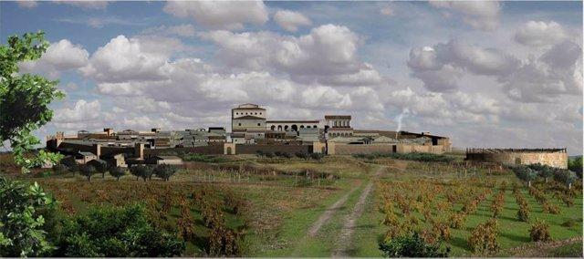 Yacimiento de los Cercos, Medina de las Torres
