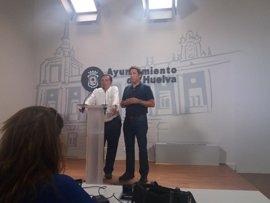 Los concejales de Cs en Huelva Ruperto Gallardo y Enrique Figueroa dejan el partido sin entregar el acta