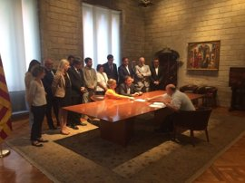El TSJC abre investigación a la consellera Borràs por la licitación de urnas