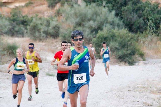 La carrera de Sorbas ha discurrido por rincones emblemáticos del municipio.