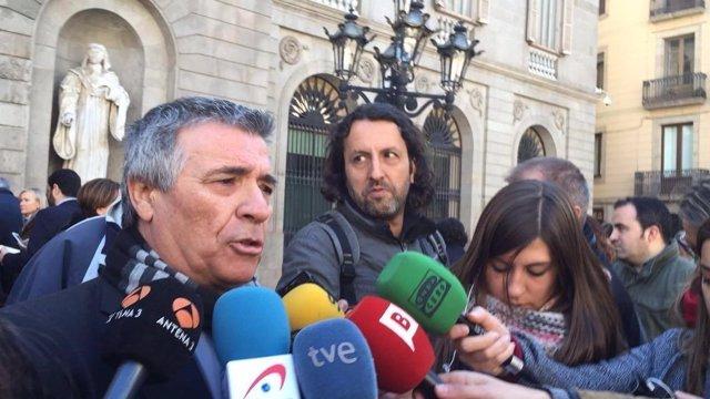 José Antonio Vargas (Acvot, Asoc. Catalana Víctimas Organizaciones Terroristas)