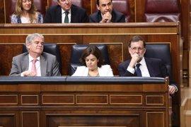 """Santamaría acusa a Puigdemont de """"frivolizar"""" con su """"desgraciada"""" comparación del proceso soberanista con ETA"""