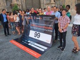 Organizaciones sociales exigen al Gobierno español que acoja a los 16.033 refugiados sirios que quedan por llegar