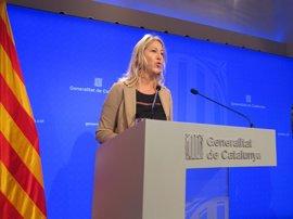 "La Generalitat no ve ""ninguna base jurídica"" en la querella contra Borràs y Esteve"