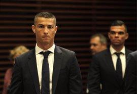 Ronaldo declarará como investigado el 31 de julio por un supuesto fraude tributario de 14 millones de euros