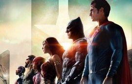 Superman se une a La Liga de la Justicia en el nuevo póster oficial