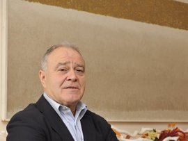 """""""Hemos de abordar el problema de desierto demográfico de la España interior"""", dice el presidente de la DPH"""