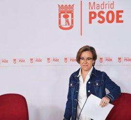 """PSOE insta a Carmena a """"mover ficha"""" y """"reflexionar"""" sobre si quiere estar acompañada de """"personas desleales"""""""
