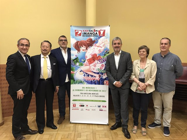 P.Tixis, N.Watanabe, C.Santamaria, J.Collboni, V.D.Chamizo y R.Robles