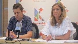 Barakaldo presenta un proyecto de presupuesto de 107 millones, con un tercio del gasto total para recursos humanos