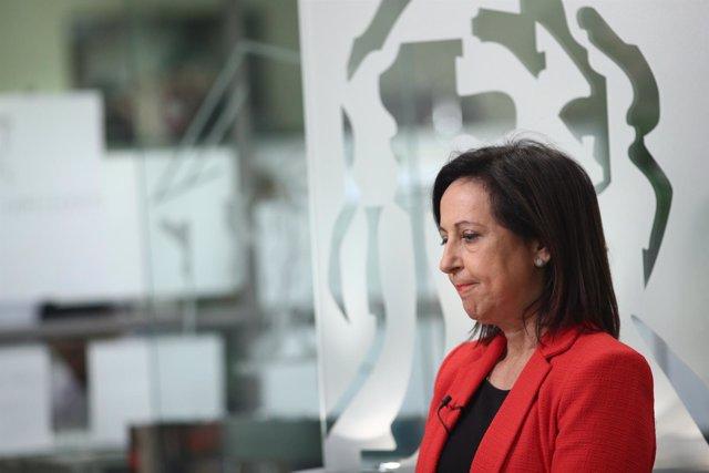 Margarita Robles en el Congreso