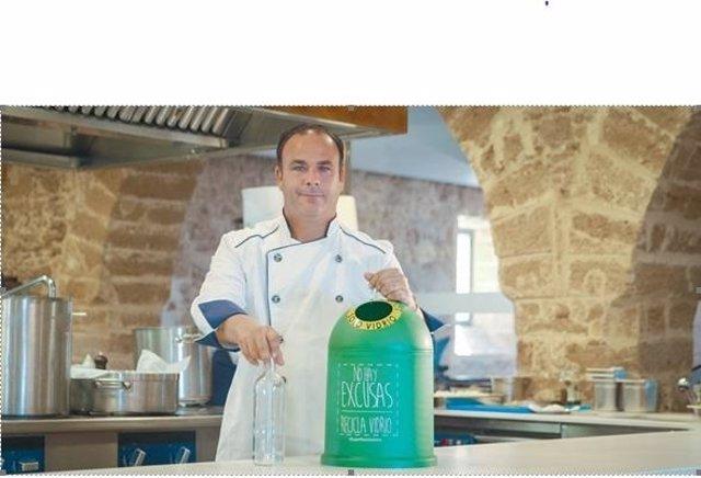 Un helado sostenible de Ángel León