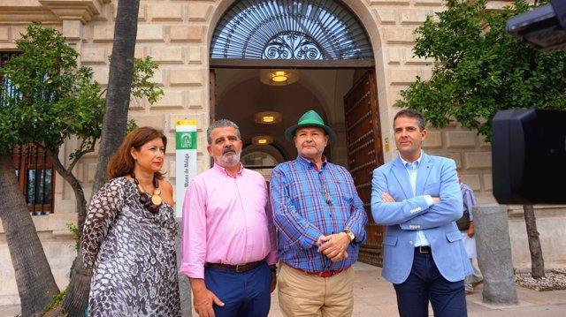 Museo aduana pp conde del corral garrido