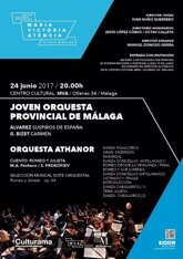 Foto: La Joven Orquesta Provincial de Málaga rendirá homenaje a Federico García Lorca con un concierto en el MVA