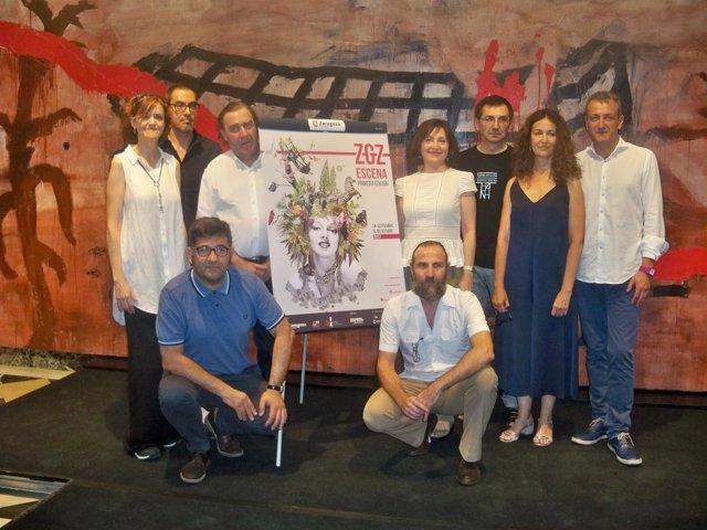 Presentación del Festival Internacional Zaragoza Escena