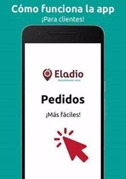 App de Eladio Frutas y Verdura.