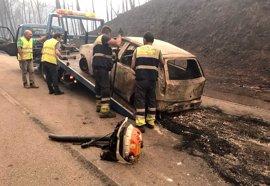 Costa insta a aclarar por qué no se cerró la nacional 236 tras los incendios