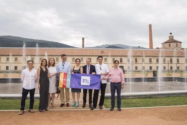 Segovia: Presentación de Las Noches Mágicas de La Granja