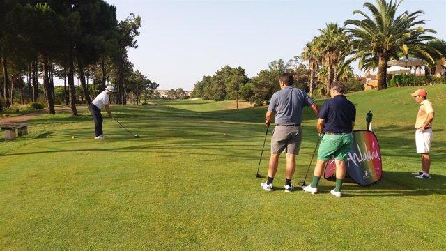 Nota De Prensa Y Fotos Torneo Golf Patronato De Turismo