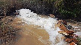 Ministerio pone en marcha los pozos de sequía del Sinclinal de Calasparra
