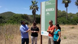 El Govern destina 120.000 euros al desarrollo de la Reserva de la Biosfera de Menorca