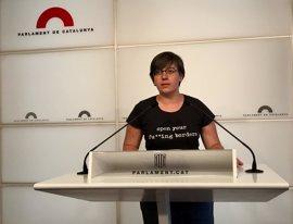 """La CUP avisa a los 'comuns': """"Que decidan si están con la censura o con el derecho a decidir"""""""