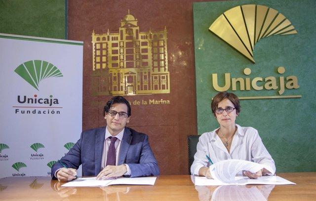 Fundación Unicaja colabora con Acnur en la educación de los niños refugiados