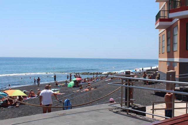 Playa de Los Guanches