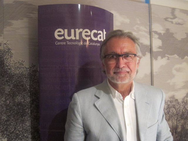 Xavier Torra, presidente de Eurecat
