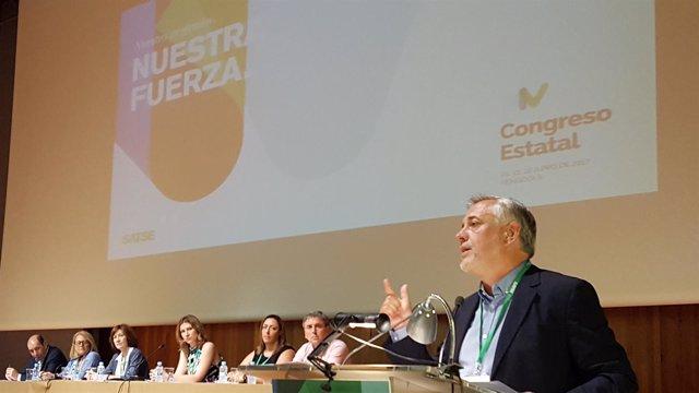Víctor Aznar en el congreso SATSE
