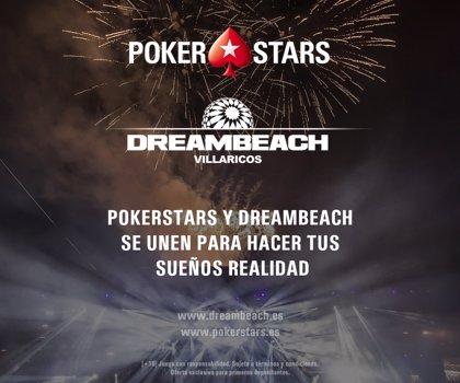 PokerStars y Dreambeach harán soñar a más de 160.000 jóvenes en el mejor festival de música electrónica de España