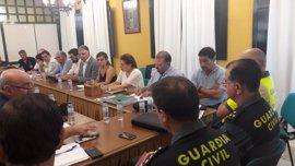 Junta valora con todos los operativos el desarrollo del Plan Romero e inicia el diseño para la próxima romería