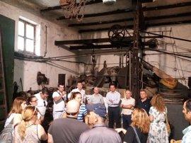 Una delegación de Georgia visita Granada para conocer el trabajo de los Grupos de Desarrollo Rural