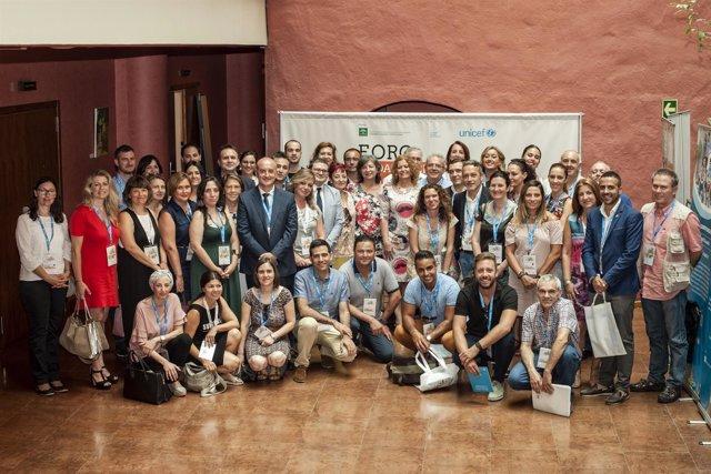 Sevilla acoge el II Foro andaluz de Ciudades Amigas de la Infancia