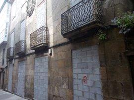 """En Marea denuncia """"represión"""" a manifestantes en apoyo al movimiento okupa y pide la puesta en libertad de detenidos"""